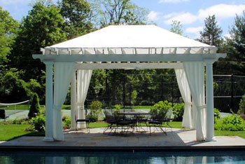 Millennium Awnings Gazebos and Cabanas